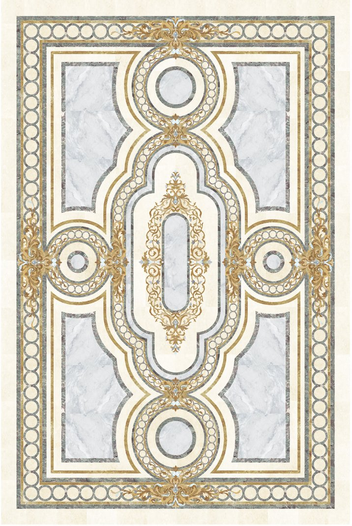 Grand Luxe Floor Plan