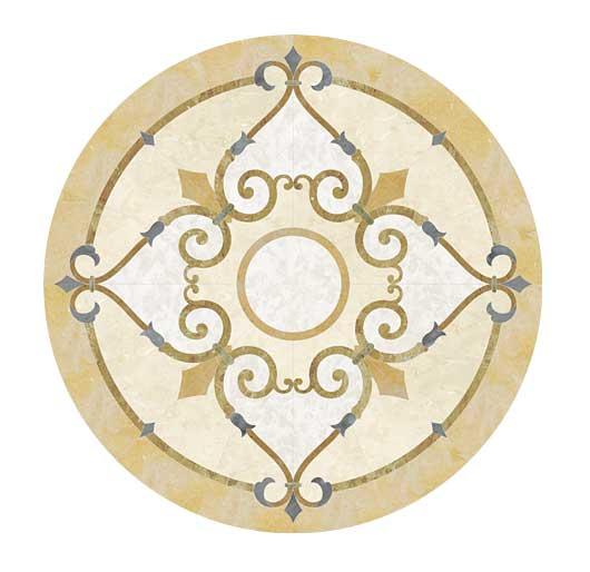 classic-floor-medallion