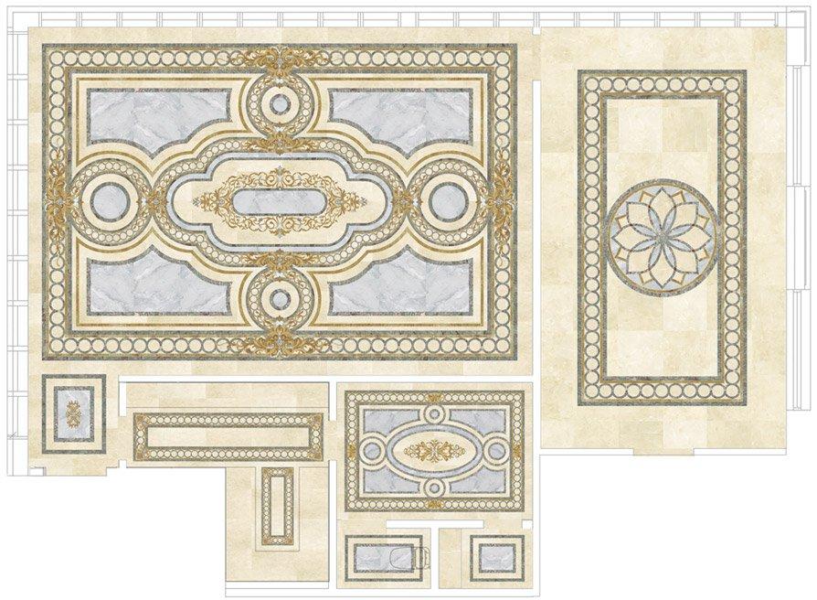 marble floor design floor pattern