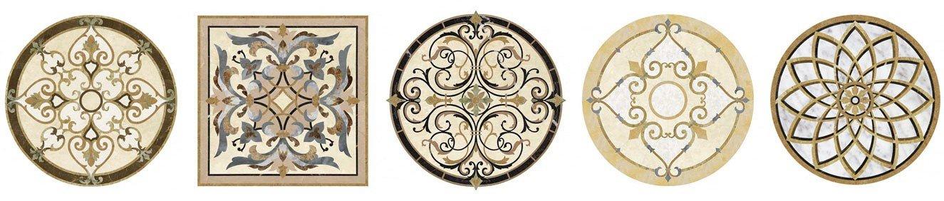 marble-medallions-elegant- misc