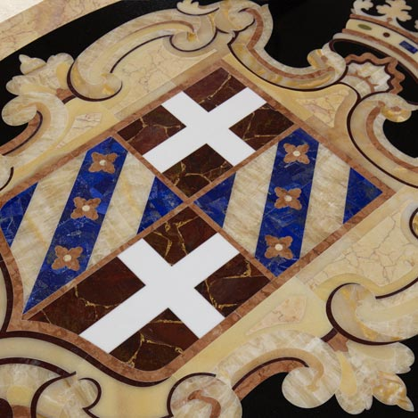 royal family crest for floor