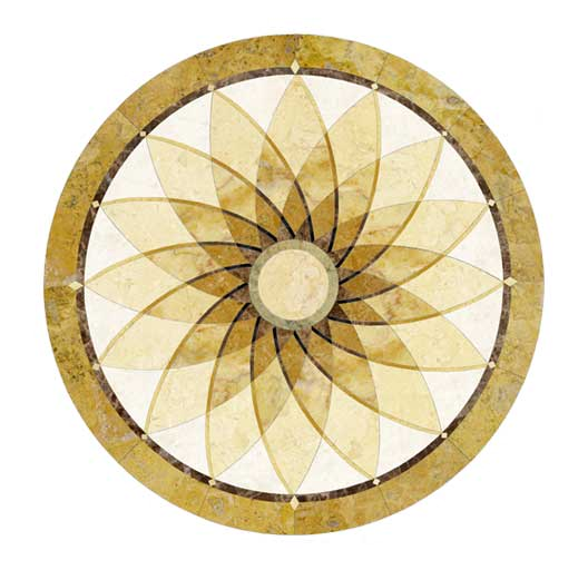 tonal-geometric-marble-inlay-medallion